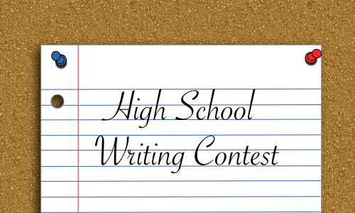 High school essay contests