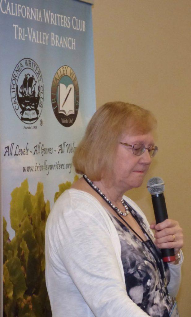 TVW President Patricia Boyle